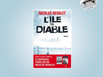 L'île du diable de Nicolas Beuglet